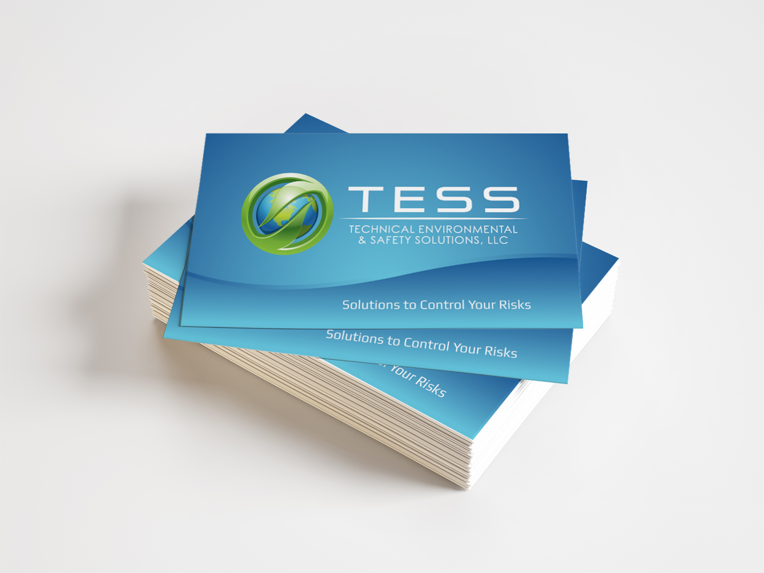 TESS Business Cards